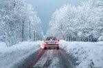 هشدار پلیس درباره یخ زدگی محورهای مواصلاتی/از سفرهای غیرضروری بپرهیزید
