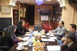 نشست هم اندیشی توسعه همکاری های اقتصادی در حوزه روابط بین الملل در شهرداری رشت برگزار شد