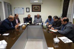 برگزاری جلسه هماهنگی پیشگیری از آنفلوانزا در رشت
