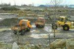 بستر رودخانههای گیلان مورد تهدید برداشتهای بیرویه