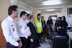 پوشش فراگیر خدمات اورژانس گیلان در طرح امداد نوروزی