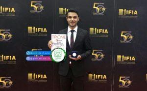 موفقیت دانشجوی گیلانی در جشنواره جهانی اختراعات ژنو