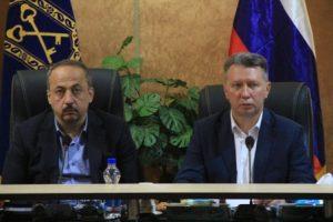 آماده سازی گسترش روابط تجاری بین رشت و ساراتوف