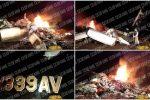 سرنگونی هواپیمای آمریکایی توسط ارتش ونزوئلا