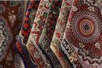 بافت قالی و قالیچه راهکار بیرونقی بازار تابلوفرش در گیلان