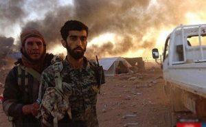 سپاه، عملیات انتقام خون حججی را کلید زد
