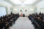 روحانی: اعضای تیم ملی سفیران قدرت نرم ایران هستند/ ملت ایران استحقاق شاد بودن را دارند