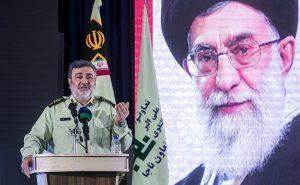 سردار اشتری: نیروی انتظامی امنیت زائران راهیان نور را از مبدأ تا مقصد تامین میکند