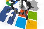 غول های فناوری به سرعت درحال تبدیل شدن به بازوهایی برای دولت هستند