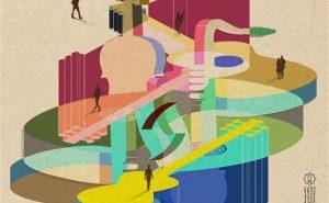 پوستر جشنواره موسیقی فجر در رشت رونمایی شد