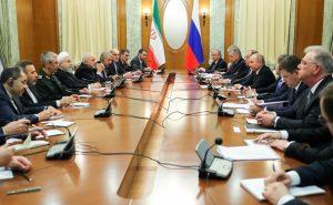 همکاریهای تهران ـ مسکو به سمت روابط راهبردی پیش میرود/ اروپا باید تاخیرهای خود در اجرای تعهدات را جبران کند