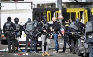 ۳ کشته و ۹ زخمی در تیراندازی در هلند/اعلام وضعیت امنیتی در پی فرار مهاجم