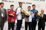 رحیمینژاد: برای کسب نشان طلای رقابتهای جهانی کاراته میجنگم
