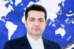 موسوی: ایران ارزش و اعتباری برای معافیت های اعطایی بر تحریم ها قائل نبوده و نیست