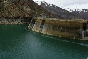 بیست و شش سد کشور کمتر از ۴۰ درصد آب ذخیره دارند