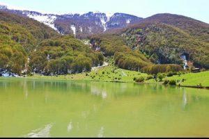 دریاچه ویستان در روستای برهسر رودبار گیلان