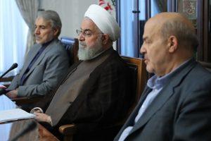 جلسه شورای عالی محیط زیست با حضور رئیس جمهور برگزار شد