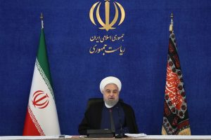 روحانی: آمریکاییها کودکانه خیال میکردند ۲۲ بهمن میتوانند وارد کشور شوند/ در شرایط جنگ اقتصادی هستیم