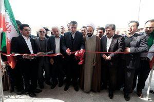 افتتاح ١٢١٢ واحد مسکن مهر شهر جدید هشتگرد