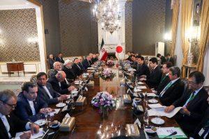 ازسرمایه گذاری و مشارکت ژاپن در طرحهای توسعه ای جنوب و بندر چابهار استقبال می کنیم
