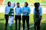 شرکت پنج بانوی گیلانی در کلاس دانش افزایی داوران فوتبال کشور