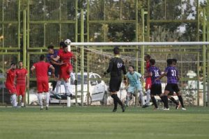پیروزی پرگل سپیدرود رشت در آخرین بازی تدارکاتی