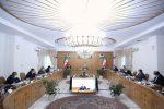 نخستین جلسه فوقالعاده دولت به منظور رسیدگی به لایحه بودجه سال ۱۴۰۰ به صورت حضوری و مجازی برگزار شد