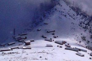 برف در گیلان