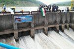 آغاز آبگذاری کانالهای آب کشاورزی استان گیلان
