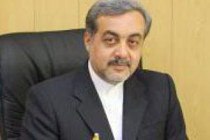 آغاز کلنگ زنی عملیات عمرانی میدان امام خمینی (ره) رستم آباد