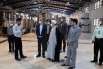 بازدید رییس کل دادگستری استان گیلان از ۲ واحد تولیدی نیمه فعال با هدف رفع موانع تولید