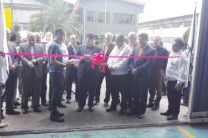 افتتاح پیشرفتهترین خط تولیدی جعبه فرمان خودرو در رشت