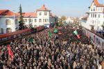 تجمع اربعین در گیلان