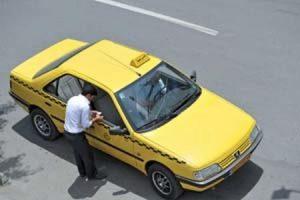 برخورد با تاکسیهای فاقد «پروانه هوشمند» از اول آذر