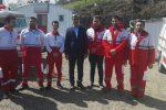 بازدید سرزده استاندار گیلان از پایگاه های امداد و نجات و پلیس راه جادهای