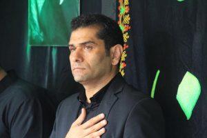 پیام تسلیت علی بهارمست به مناسبت فرا رسیدن تاسوعا و عاشورای حسینی