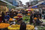 بازار رشت در هیاهوی نوروز