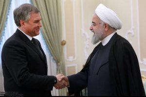 روحانی: تهران و مسکو در مسیر روابط راهبردی قرار دارند