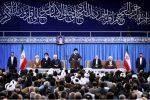 محورهای مهم بیانات رهبر معظم انقلاب در دیدار مسوولان نظام