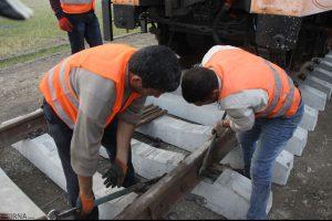 پروژه راه آهن رشت – قزوین ۹۸ درصد پیشرفت فیزیکی دارد