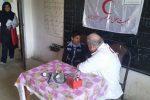 ۸۰۰ نفر از خدمات هلال احمر در مناطق محروم گیلان بهره بردند