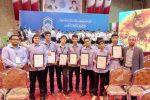 هفت دانش آموز ازگیلان برگزیده رقابت های کشوری قرآن شدند