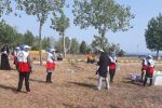 یک هزار و ۵۶۸ عضو هلال احمر از اردوهای نشاط بهره می برند