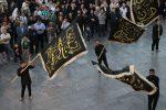 گردهمایی لبیک یاحسین (ع) در بقاع متبرکه شاخص گیلان برگزار شد