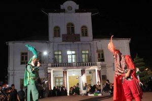 پیادهراه رشت در تاسوعا و عاشورا میزبان نمایشهای مذهبی است