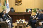 روابط تجاری و گردشگری با ایران گسترش یابد