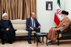 سفر برهم صالح موید چشم انداز مناسبات سازنده ایران و عراق