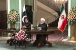 رییس جمهوری: هیچ کشور ثالثی قادر نیست روابط برادرانه ایران و پاکستان را تحت تاثیر قرار دهد