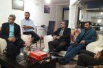 آکادمی والیبال البرز، مهمان هیئت والیبال و باشگاه فرهنگی ورزشی شهرداری لنگرود