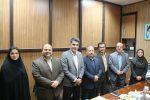 تجلیل شهردار رشت از قضات در کمیسیون ماده ۱۰۰ شهرداری رشت